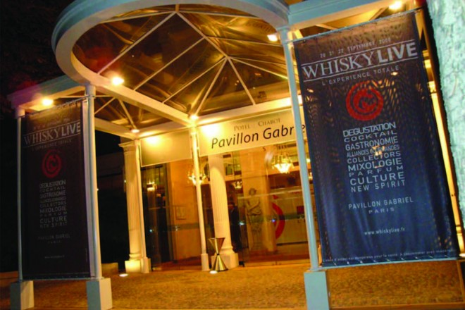 2008 Art director / Whisky Live Paris