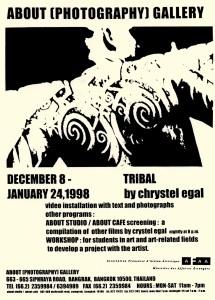 1998 TRIBAL FLYER BANGKOK