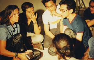 1998 tribal workshop