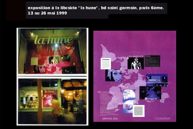 1999 EXPO VITRINE LA HUNE