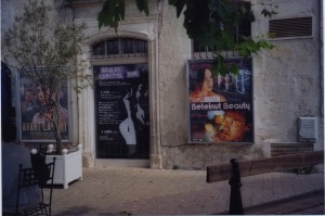 2001 ARLES AFFICHE MADE BY CE