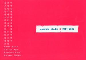 2002 ssamzie space