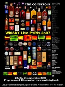 2007 affiche WLP christies